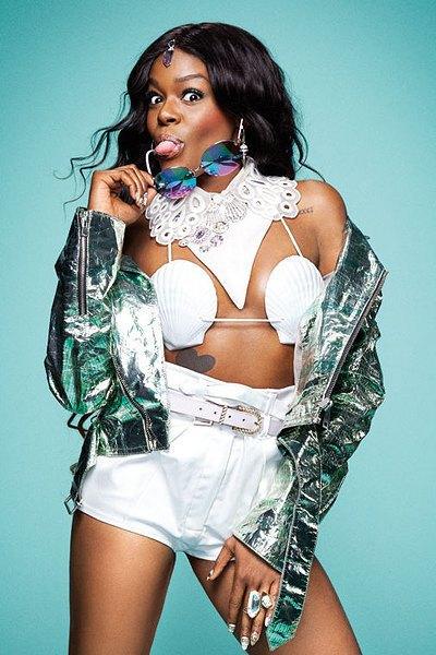 Азилия Бэнкс, хип-хоперша и любительница сипанка. Изображение № 10.