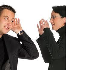 проблема неправильной коммуникации - непонимание запросов партнера и его языка изложения. Изображение № 1.