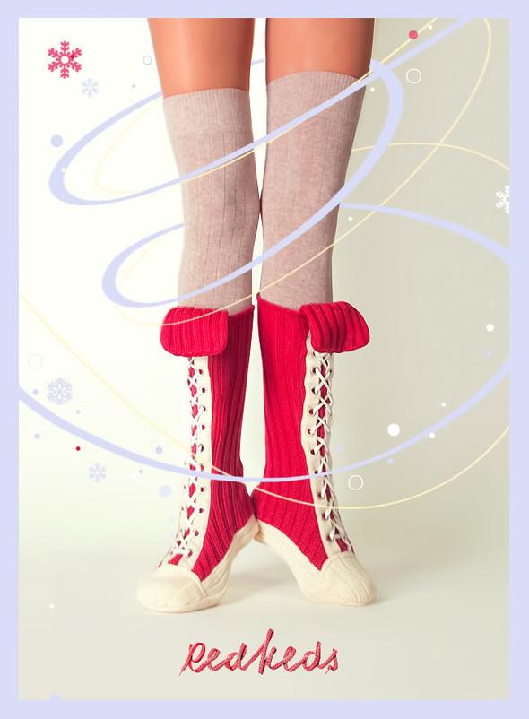 """""""Кувлувы"""" - это такие носки от Red Keds. Изображение № 3."""