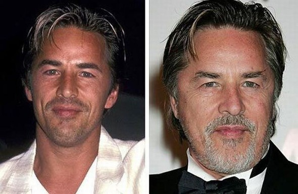 Знаменитые люди: тогда и сейчас. Изображение № 13.