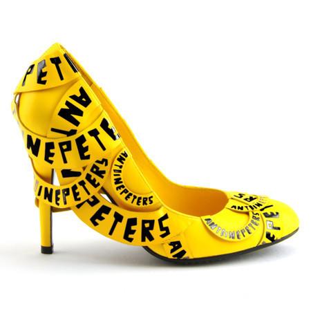 Обувь, которую делают архитекторы. Изображение № 2.