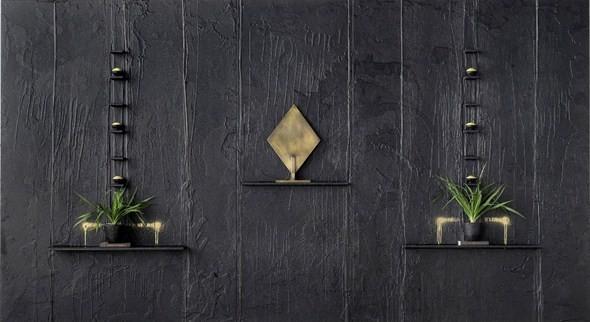 Шаманисткие исталляции из масла ши, воска и стали. Изображение № 3.