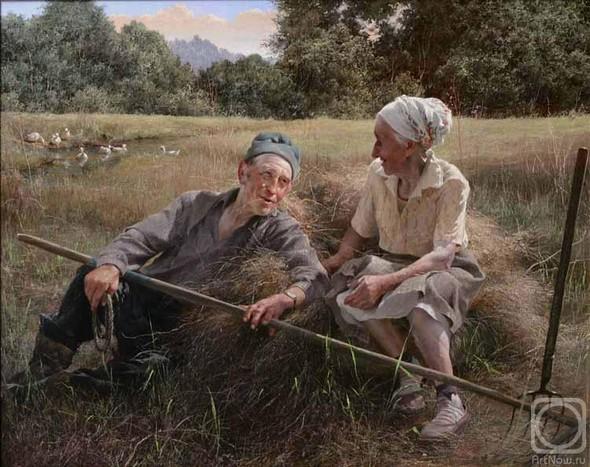 Крапоух Юрий «Душевная простота». Изображение № 13.