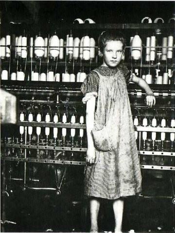 Эксплуатации детского труда в Америке (1910 год).И эмигранты США. Изображение № 11.