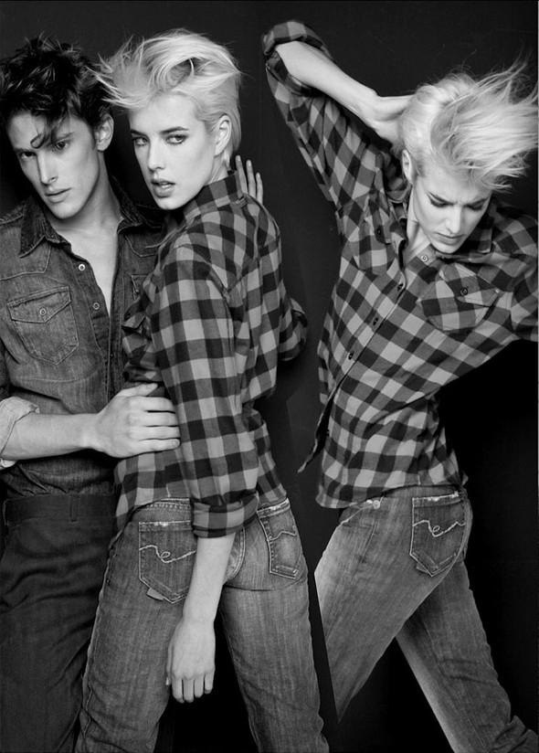 Ellus Jeans Deluxe FallWinter 2009. Изображение № 9.