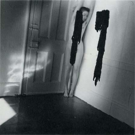 Автопортрет Франчески Вудман. Изображение № 3.