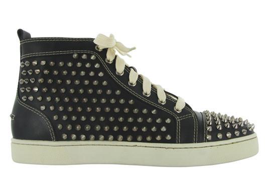 Изображение 1. Louis Sneaker от Christian Louboutin.. Изображение № 1.