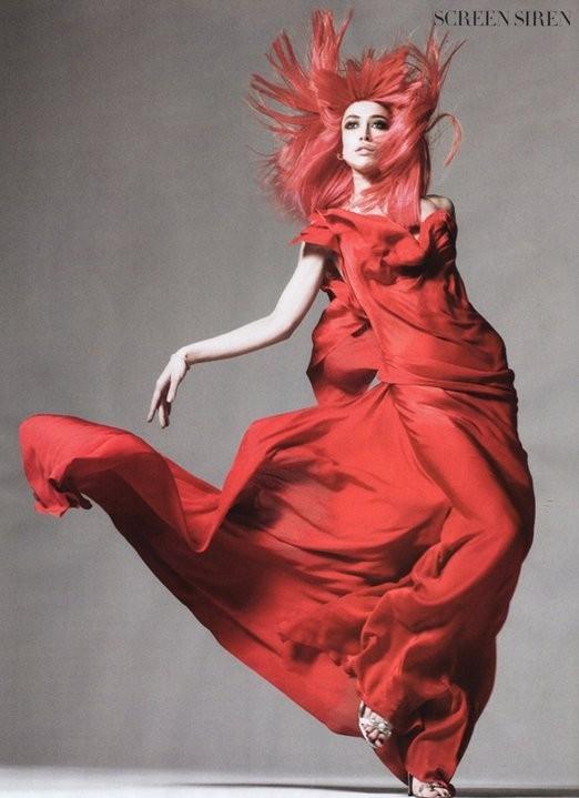 Vogue May 2010 ( Paris, US, China). Изображение № 26.