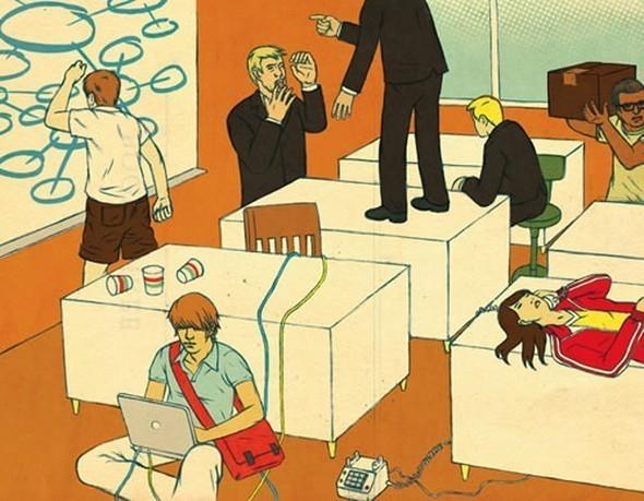 Изображение 30. Иллюстратор: Патрик Леджер.. Изображение № 16.