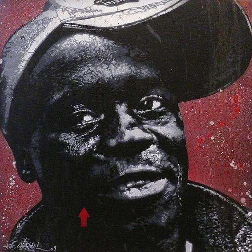 JefAérosol, уличный художник. Изображение № 9.