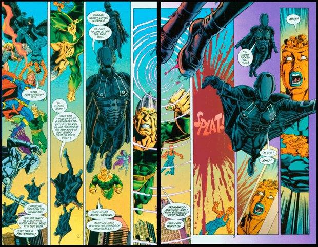 5 психоделических комиксов. Изображение № 4.