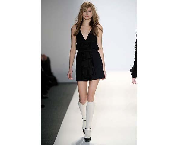 Неделя моды в Нью-Йорке: второй день. Изображение № 52.