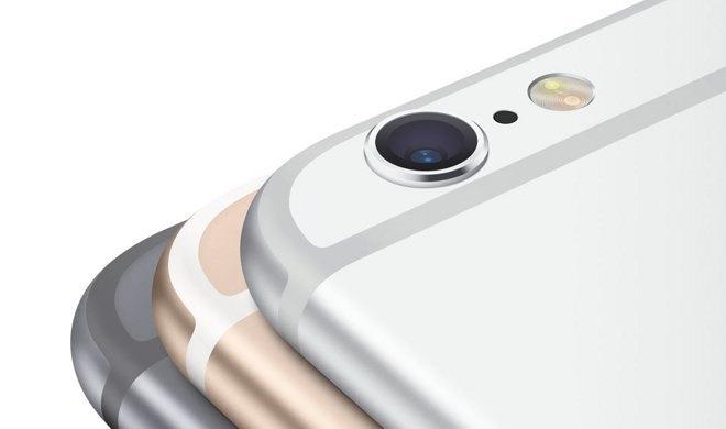 Слух: iPhone 6s выйдет с корпусом «розовое золото» . Изображение № 1.