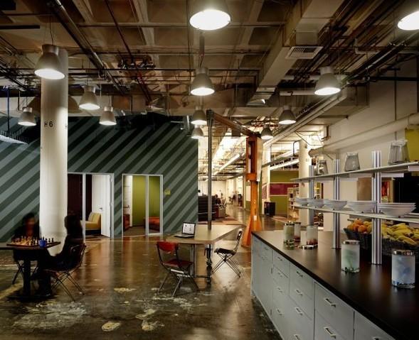 Офис Facebook вПало-Альто. Изображение № 10.