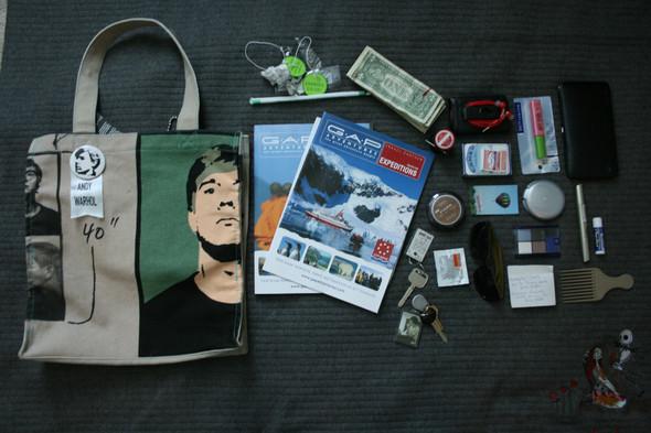 What's inyour bag?. Изображение № 10.