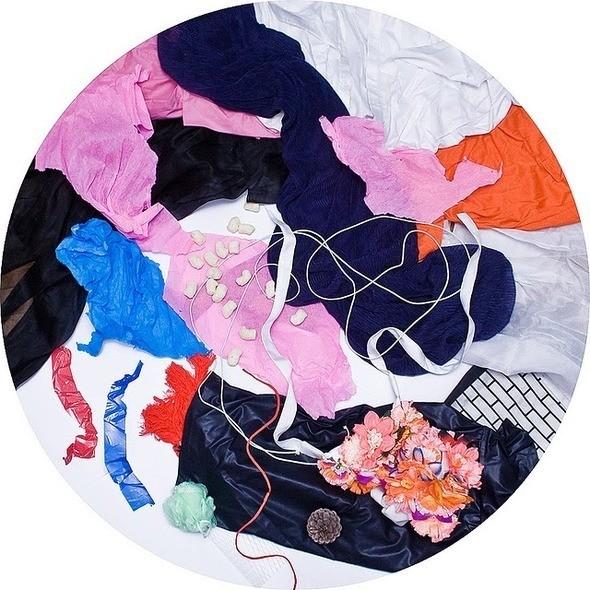 Изображение 6. Коллаж из одежды.. Изображение № 6.