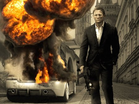 Watch Quantum of Solace (2008) online subtitrat HD 720p