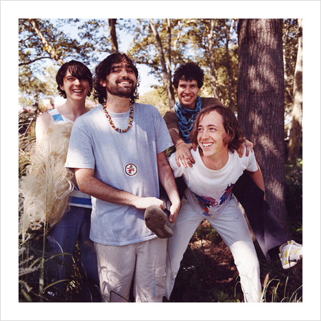 Animal collective – Merriweather Post Pavillon[2009]. Изображение № 3.