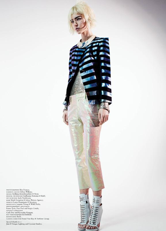 Съёмки: Russh, Vogue и другие. Изображение № 11.