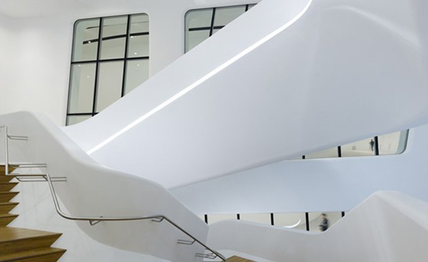 Заха Хадид открыла культурный центр в Сеуле. Изображение № 6.