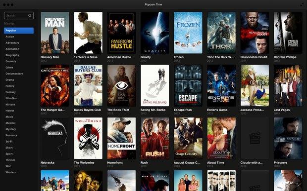 Сервис позволяет смотреть кино прямо из торрент-трекера. Изображение № 1.