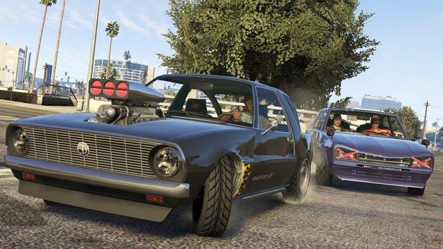 Для GTA V Online появилось «хипстерское» дополнение. Изображение № 3.