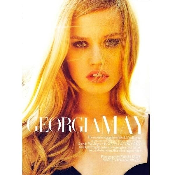 Изображение 3. Съемки: Harper's Bazaar, Marie Claire, Vogue и W.. Изображение № 2.