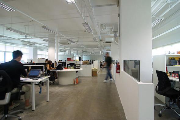 Офис как социальная сеть. Изображение № 9.