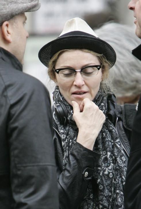 Мадонна снимает фильм по-королевски. Изображение № 5.