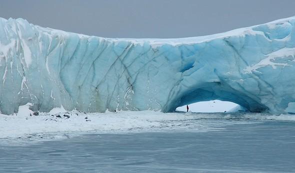 Антарктические сны. Красоты южного полюса. Изображение № 12.