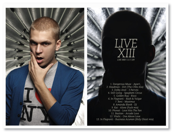 LIVE XIII. Изображение № 1.
