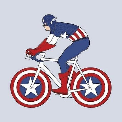 Изображение 1. Велосипеды Майка Джууса.. Изображение № 1.