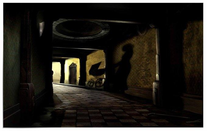 Опубликованы концепт-арты экранизации Bioshock. Изображение № 17.