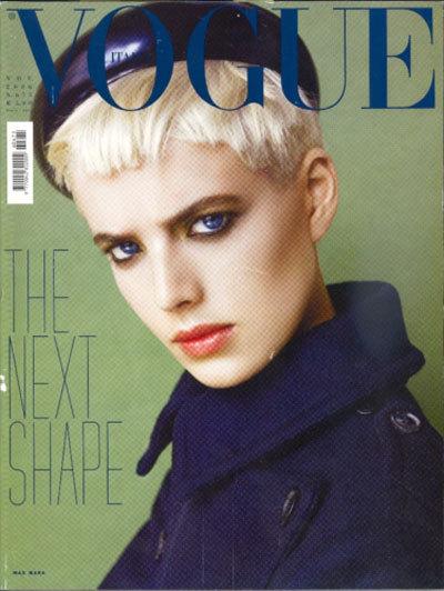 Top50. Девушки. Models. com. Изображение № 54.