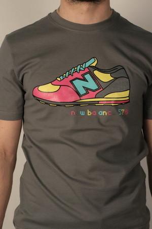 Серия футболок Sneakers Idols отExtra. Изображение № 8.