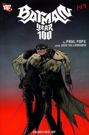 15 лучших комиксов  о Бэтмене. Изображение № 15.