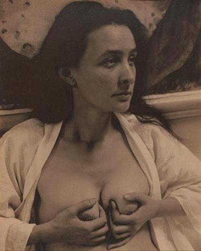 Части тела: Обнаженные женщины на винтажных фотографиях. Изображение №8.