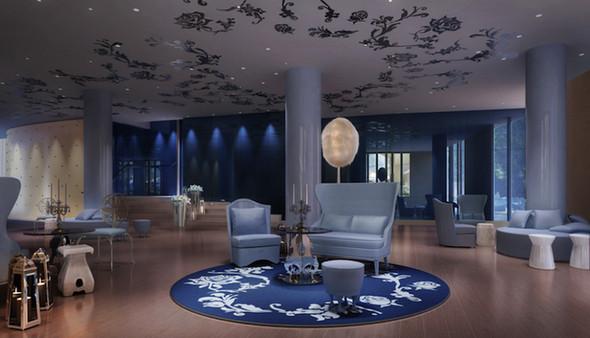 Отель Mondrian SoHo в Нью-Йорке. Изображение № 10.