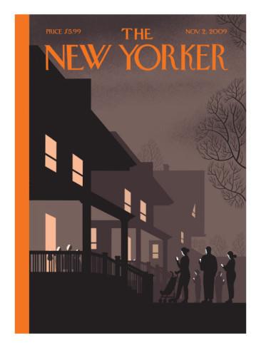 10 иллюстраторов журнала New Yorker. Изображение №62.