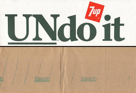 Графика 70-х thegreat hippie 7Up. Изображение № 11.