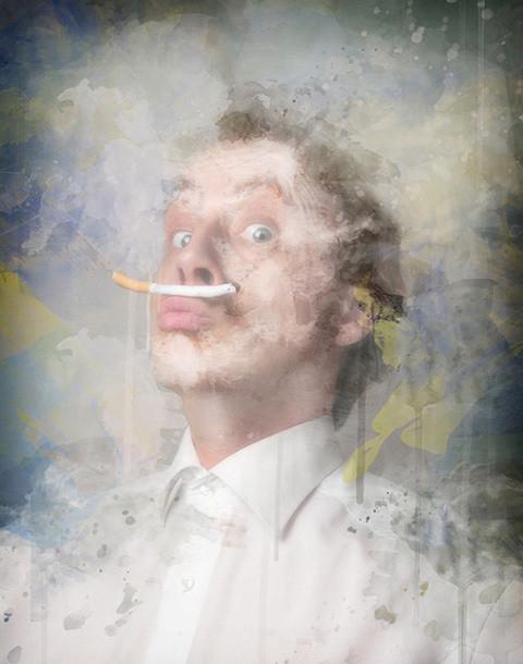 Изображение 6. Руад ДеЛон: эгоистичные автопортреты.. Изображение № 11.