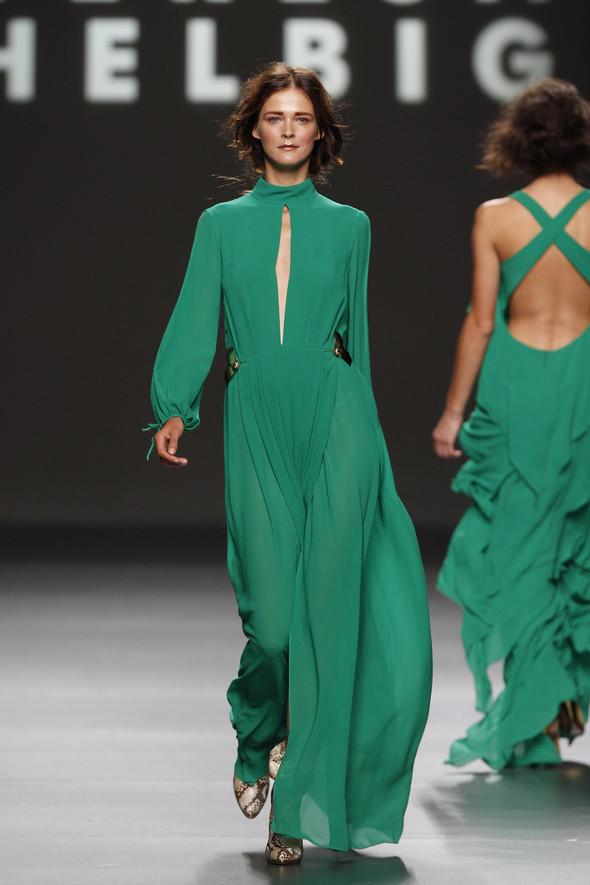 Madrid Fashion Week SS 2012: Teresa Helbig. Изображение № 30.