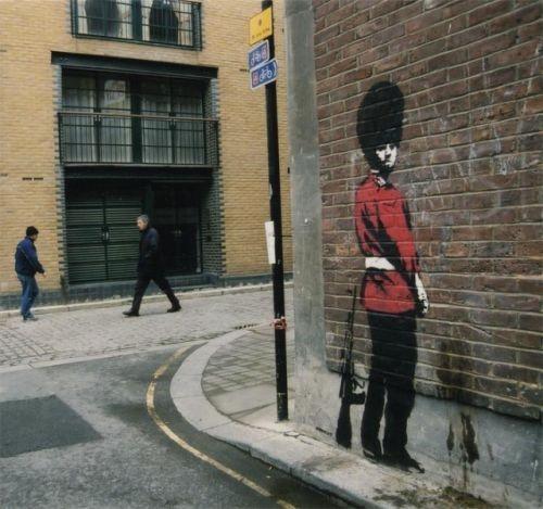 Изображение 2. Бэнкси снял фильм про уличное искусство.. Изображение № 2.