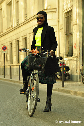 Изображение 9. City Looks: Лондон и Париж.. Изображение №9.