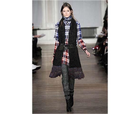 Неделя моды в Нью-Йорке: второй день. Изображение № 187.