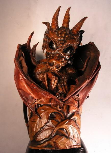 Увас дракон наспине. Изображение № 74.