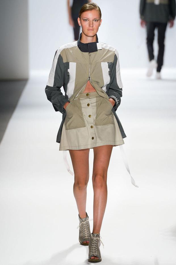 Неделя моды в Нью-Йорке: День 1. Изображение № 27.