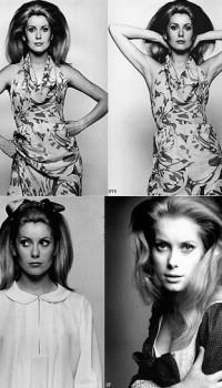 Модные прически 60-90-х годов. Изображение № 12.