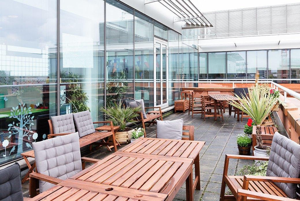 Просторный «зеленый» офис лондонского агентства Flamingo. Изображение № 7.