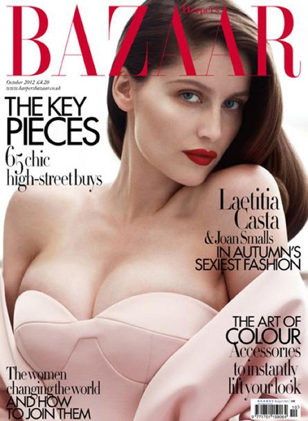 Обложки свежих номеров Bon, Garage, Purple Fashion, The Last и Vogue. Изображение № 3.
